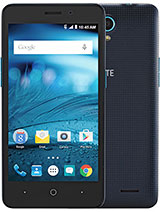 T-Mobile ZTE Avid Plus 8GB Prepaid Smartphone, Black